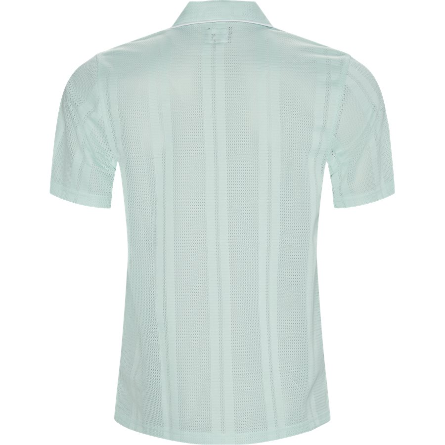 MESH SHIRT 1140129 - Mesh Shirt - Skjorter - Regular - MINT - 2