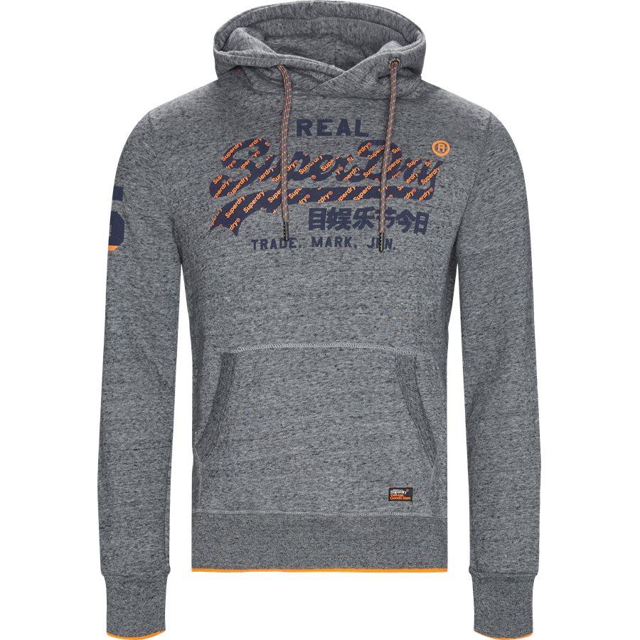 M20123AT - M20123AT Hoodie - Sweatshirts - Regular - KOKS - 1