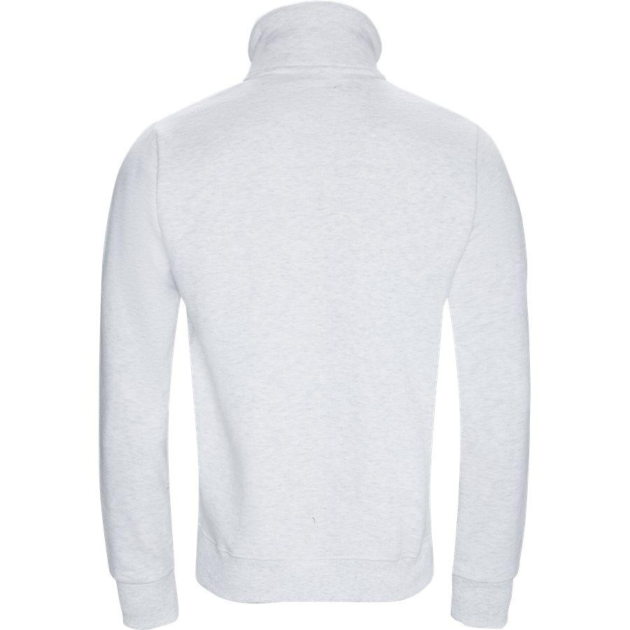 M20116AT - M20116AT Zip Sweat - Sweatshirts - Regular - GRÅ - 2