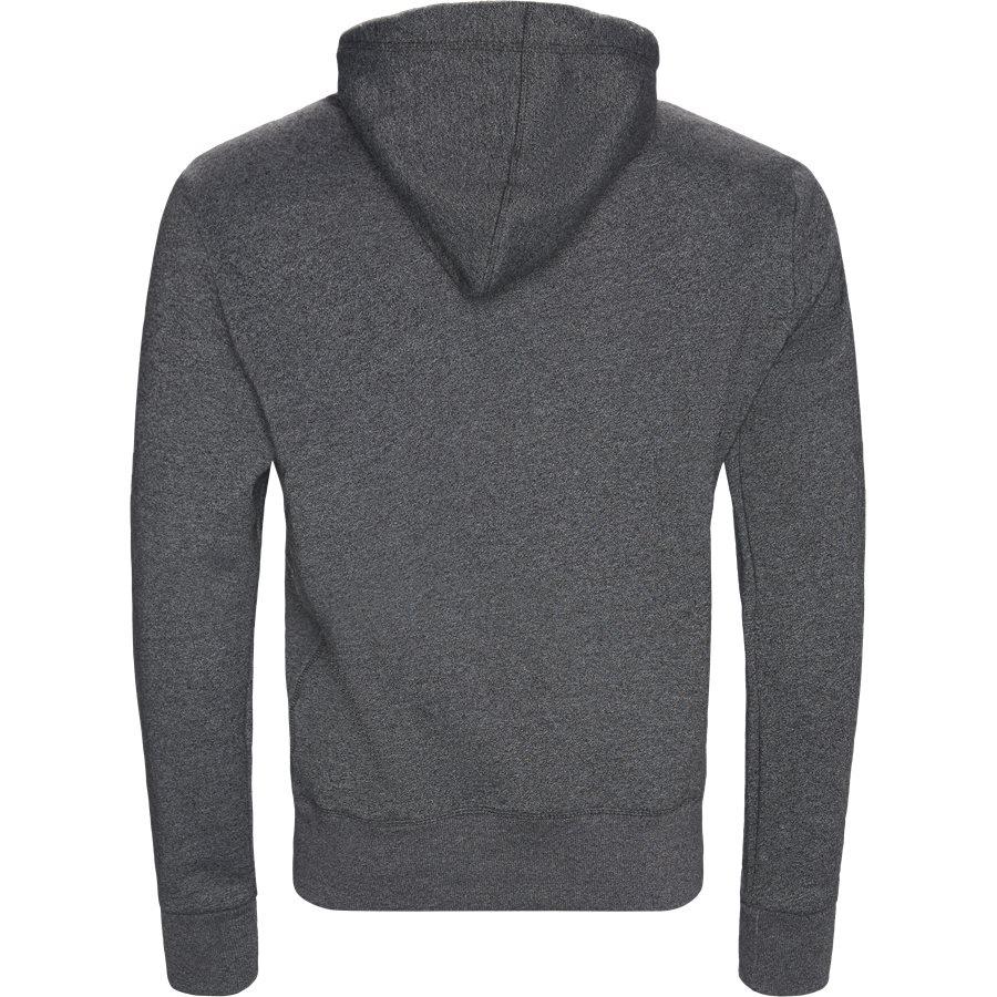 M20115AT - M20115AT Zip Hoodie - Sweatshirts - Regular - KOKS - 2