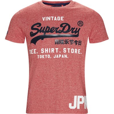 M10993NT T-shirt Regular | M10993NT T-shirt | Rød