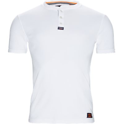 M60102RT T-shirt Regular | M60102RT T-shirt | Hvid