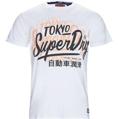 M10995NT T-shirt Oversized | M10995NT T-shirt | Hvid