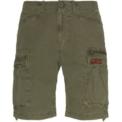 M71010GT Cargo Shorts Regular | M71010GT Cargo Shorts | Grøn