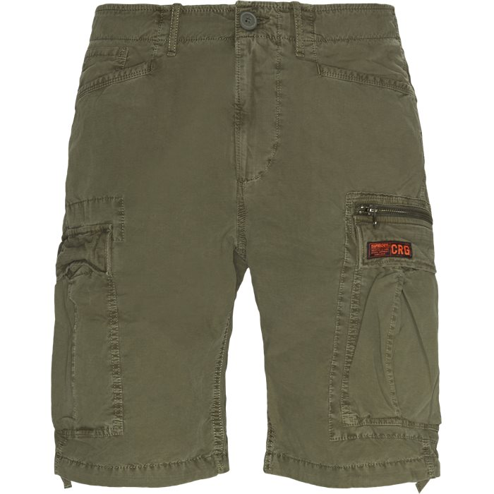 M71010GT Cargo Shorts - Shorts - Regular - Grøn