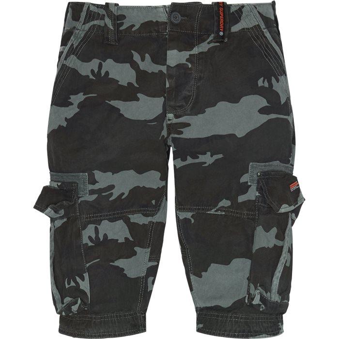 M71011NT Cargo Shorts - Shorts - Regular - Army