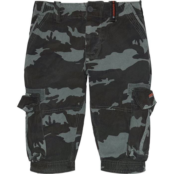M71011NT Cargo Shorts - Shorts - Regular - Army