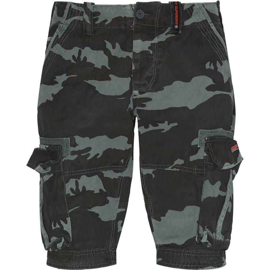 M71011NT - M71011NT Cargo Shorts - Shorts - Regular - CAMO - 1