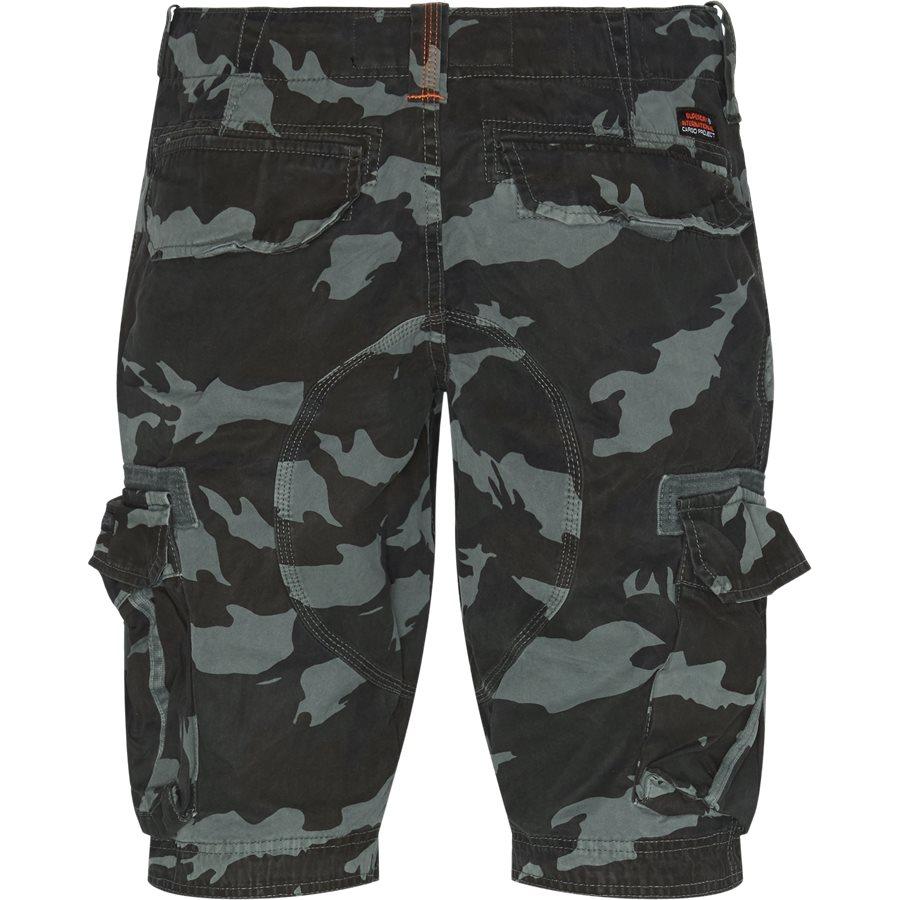 M71011NT - M71011NT Cargo Shorts - Shorts - Regular - CAMO - 2