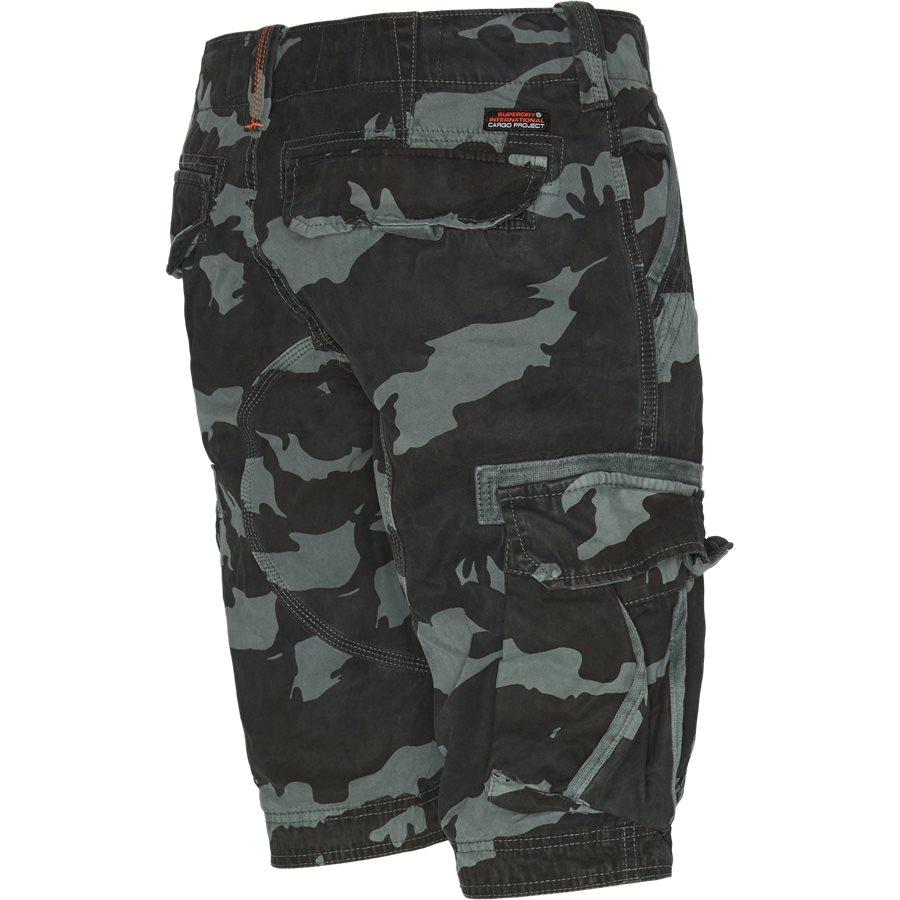 M71011NT - M71011NT Cargo Shorts - Shorts - Regular - CAMO - 3