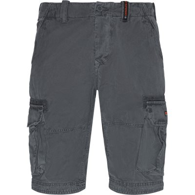 M71011NT Cargo Shorts Regular | M71011NT Cargo Shorts | Grå