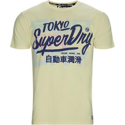 M10145TU T-shirt Regular | M10145TU T-shirt | Gul