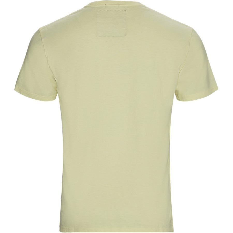 M10145TU - M10145TU T-shirt - T-shirts - Regular - GUL - 2