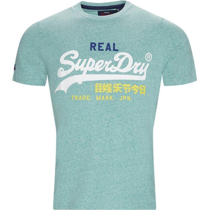 M10157IU T-shirt - T-shirts - Regular - Turkis