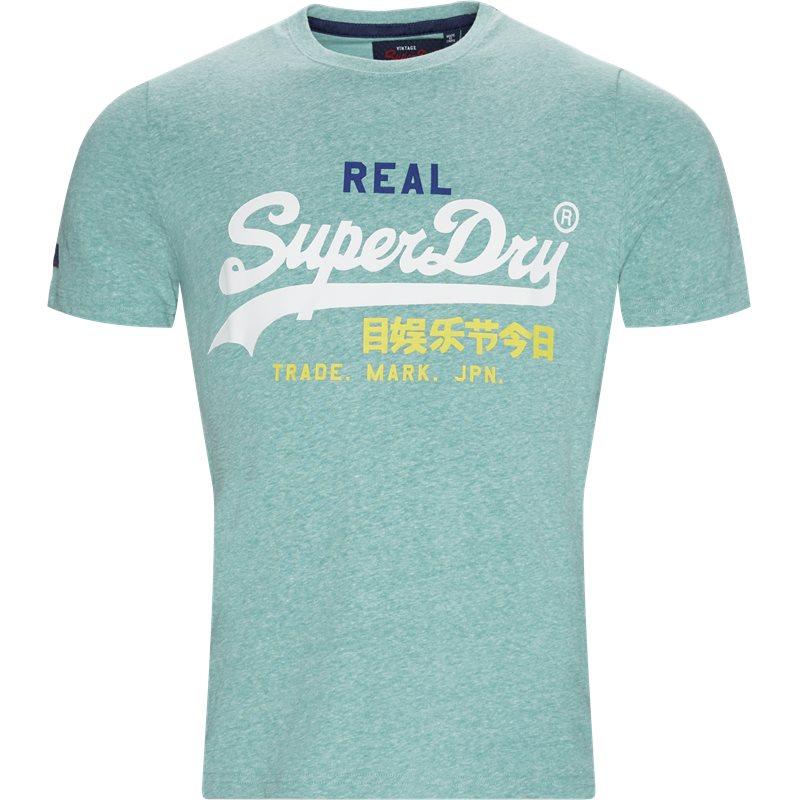 Superdry M10157iu T-shirt Mint