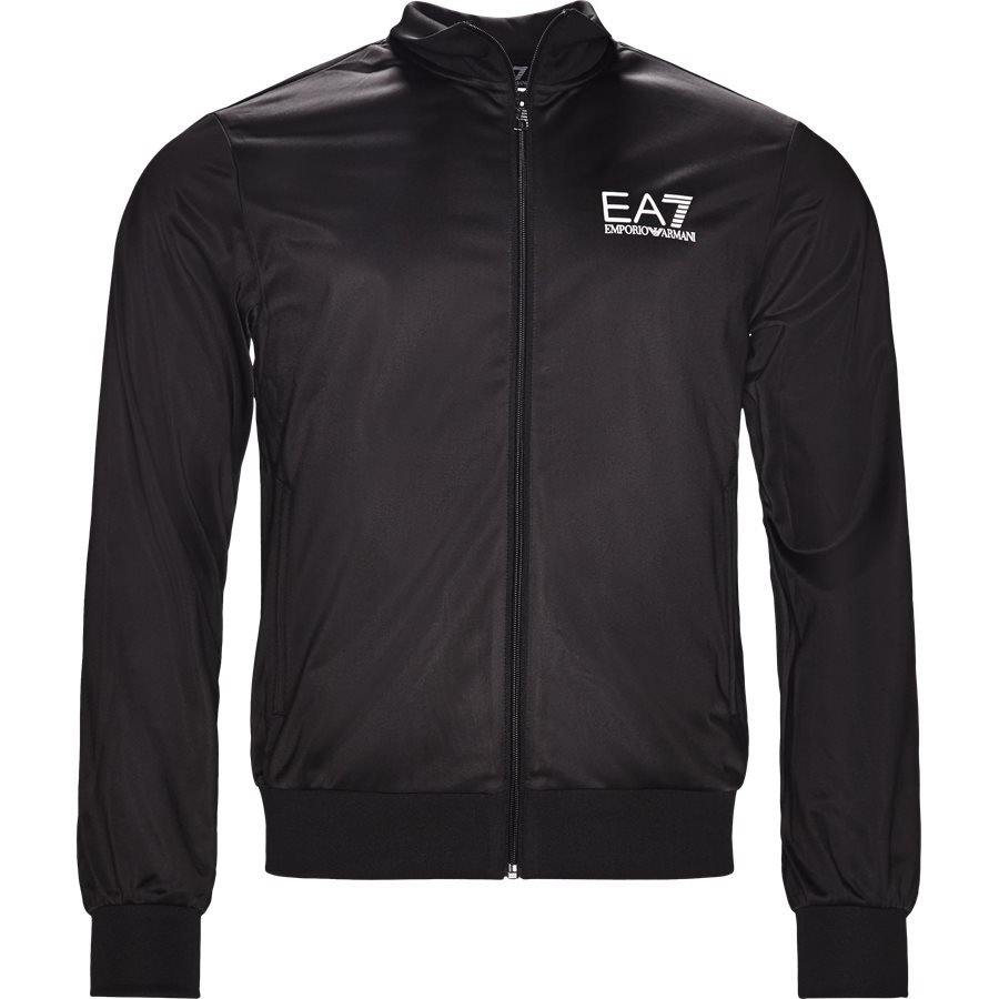 -PJ08Z-6ZPV70 VR. 73 - PJ08Z-6ZPV70 Track Top - Sweatshirts - Regular - SORT - 1