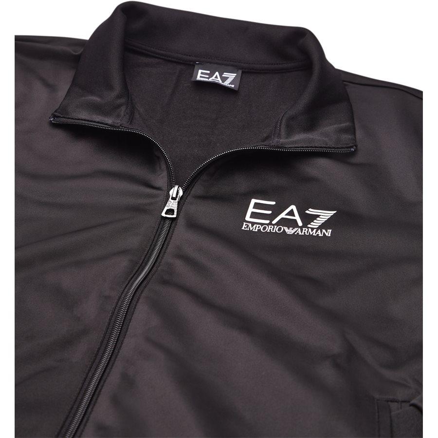 -PJ08Z-6ZPV70 VR. 73 - PJ08Z-6ZPV70 Track Top - Sweatshirts - Regular - SORT - 3