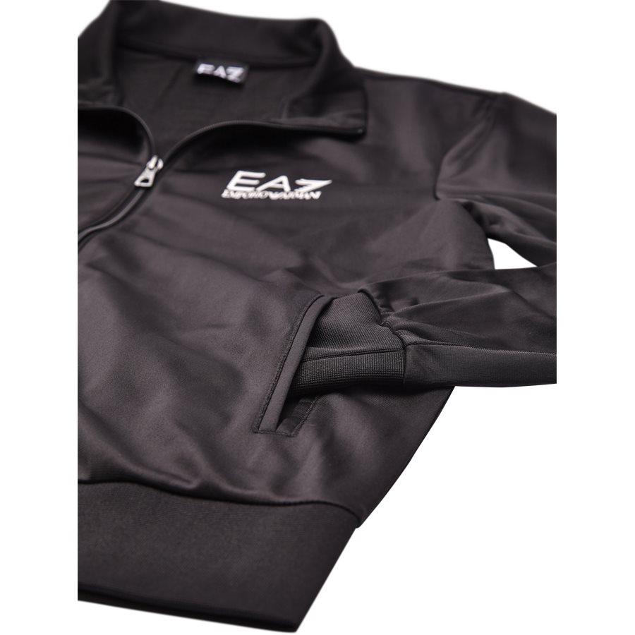 -PJ08Z-6ZPV70 VR. 73 - PJ08Z-6ZPV70 Track Top - Sweatshirts - Regular - SORT - 4