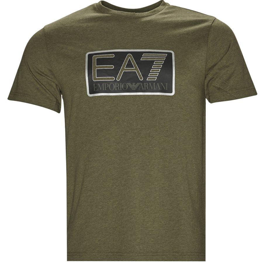 -PJ02Z-6ZPT81 - PJ02Z-6ZPT81 T-shirt - T-shirts - Regular - GRØN - 1