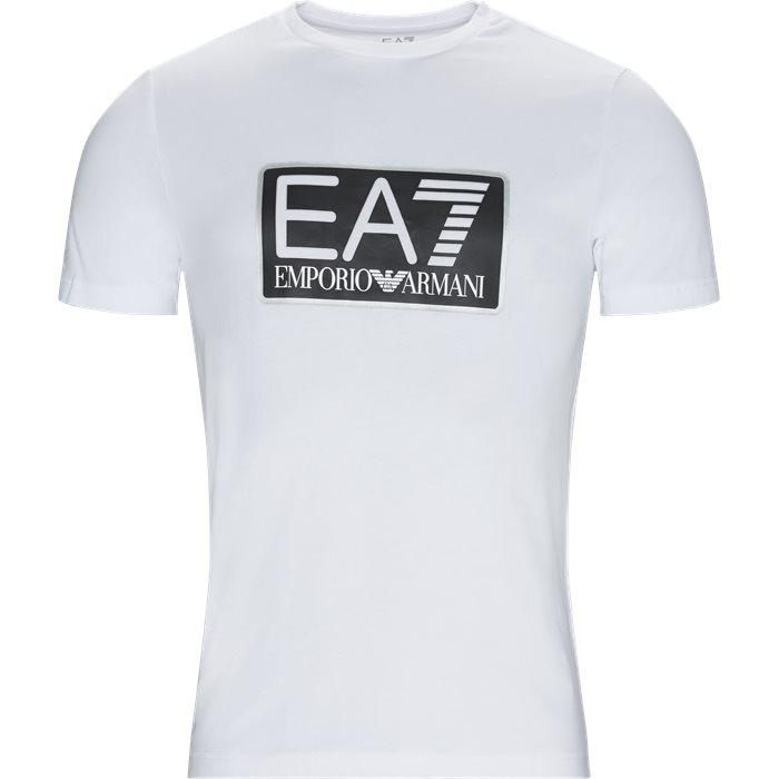 PJ02Z-6ZPT81 T-shirt - T-shirts - Regular - Hvid