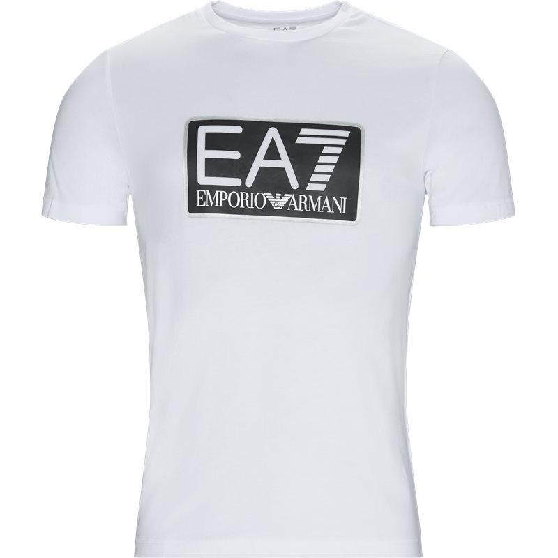 ea7 Ea7 pj02z-6zpt81 t-shirt hvid på quint.dk