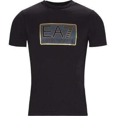 PJ02Z-6ZPT81 T-shirt Regular | PJ02Z-6ZPT81 T-shirt | Sort