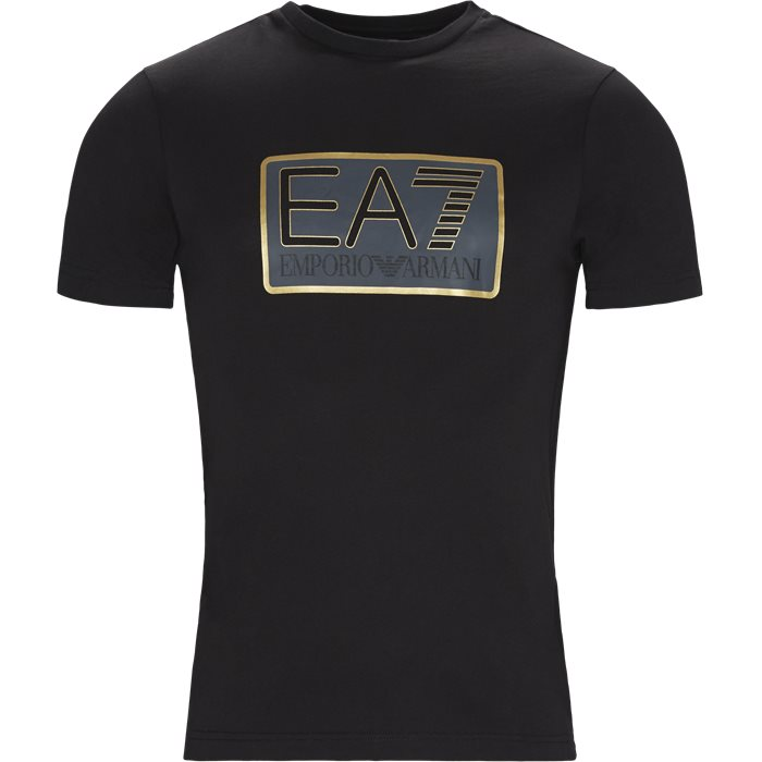 PJ02Z-6ZPT81 T-shirt - T-shirts - Regular - Sort