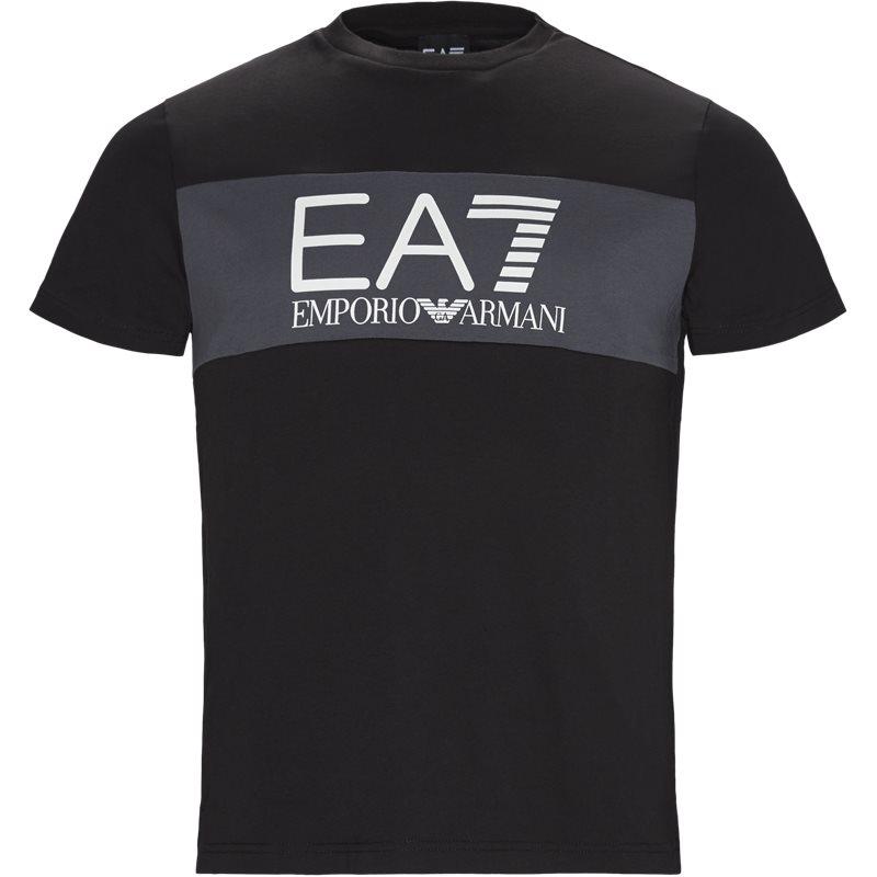 Billede af Ea7 -pj02z-6zpt20 T-shirts Sort