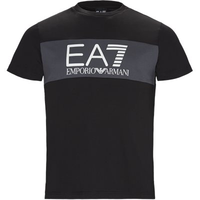 PJ02Z-6ZPT20 T-shirt Regular   PJ02Z-6ZPT20 T-shirt   Sort