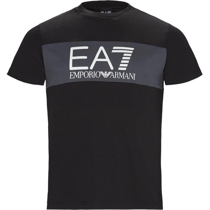 PJ02Z-6ZPT20 T-shirt - T-shirts - Regular - Sort