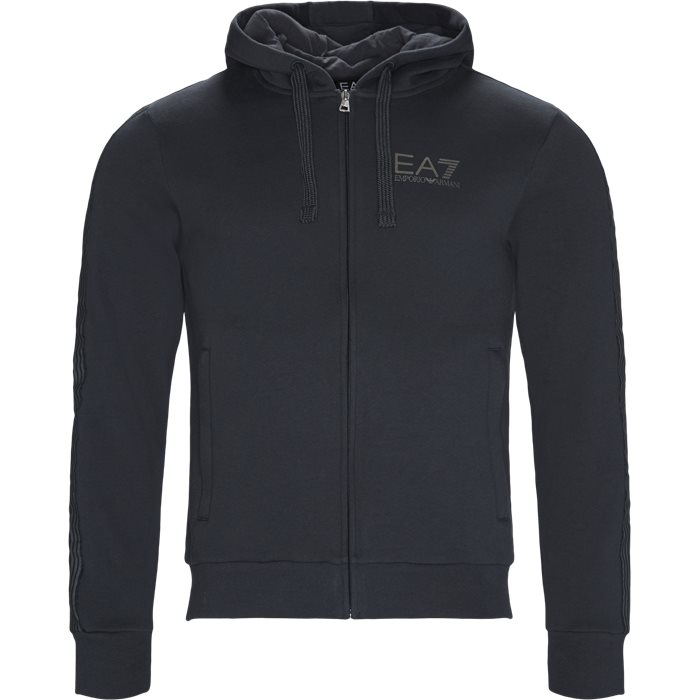 PJ07Z - Sweatshirts - Regular - Blå
