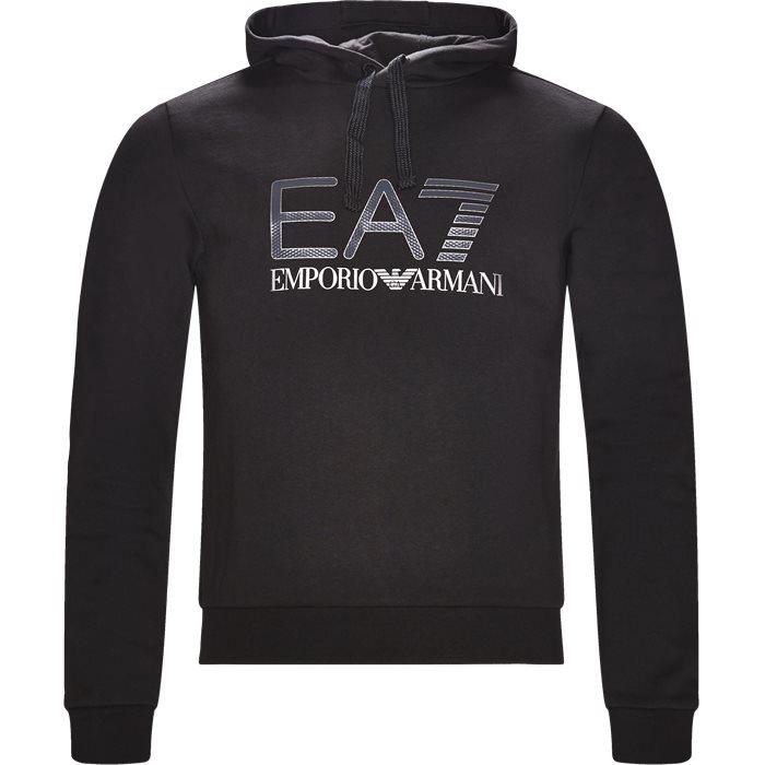 PJ07Z-6ZPM44 Sweatshirt - Sweatshirts - Regular - Sort