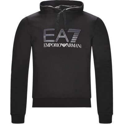 PJ07Z-6ZPM44 Sweatshirt Regular | PJ07Z-6ZPM44 Sweatshirt | Sort