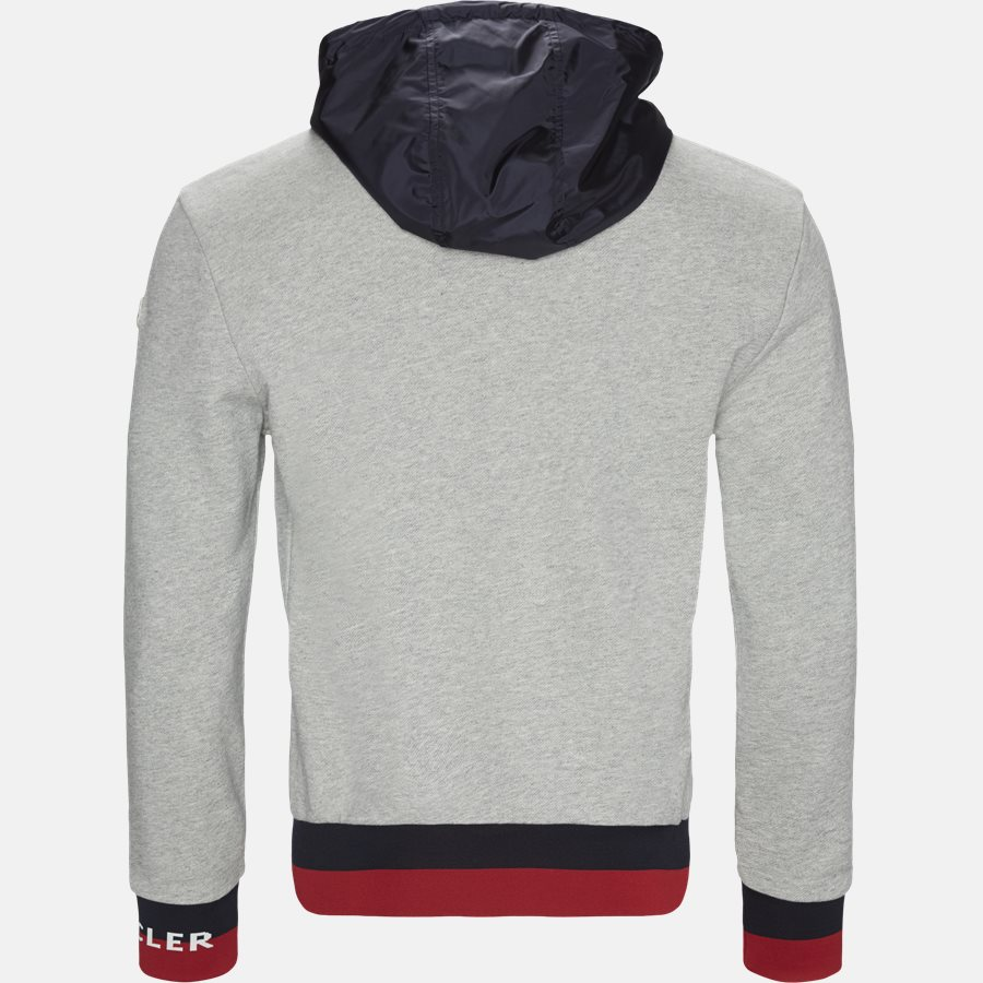 84248-00-V8020 - Sweatshirt  - Sweatshirts - Regular fit - GRÅ - 2