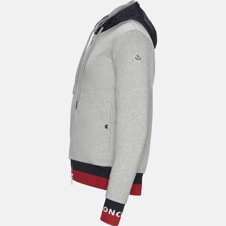84248-00-V8020 - Sweatshirt  - Sweatshirts - Regular fit - GRÅ - 3