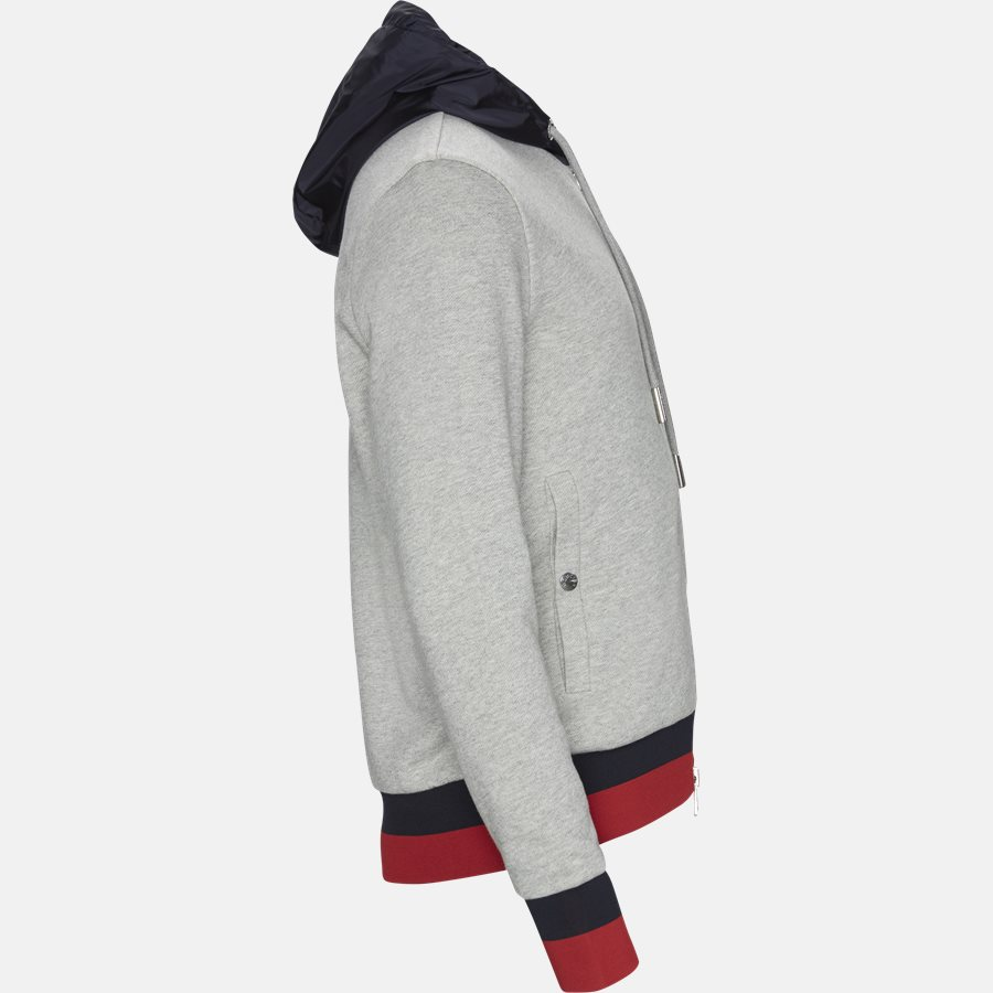 84248-00-V8020 - Sweatshirt  - Sweatshirts - Regular fit - GRÅ - 4