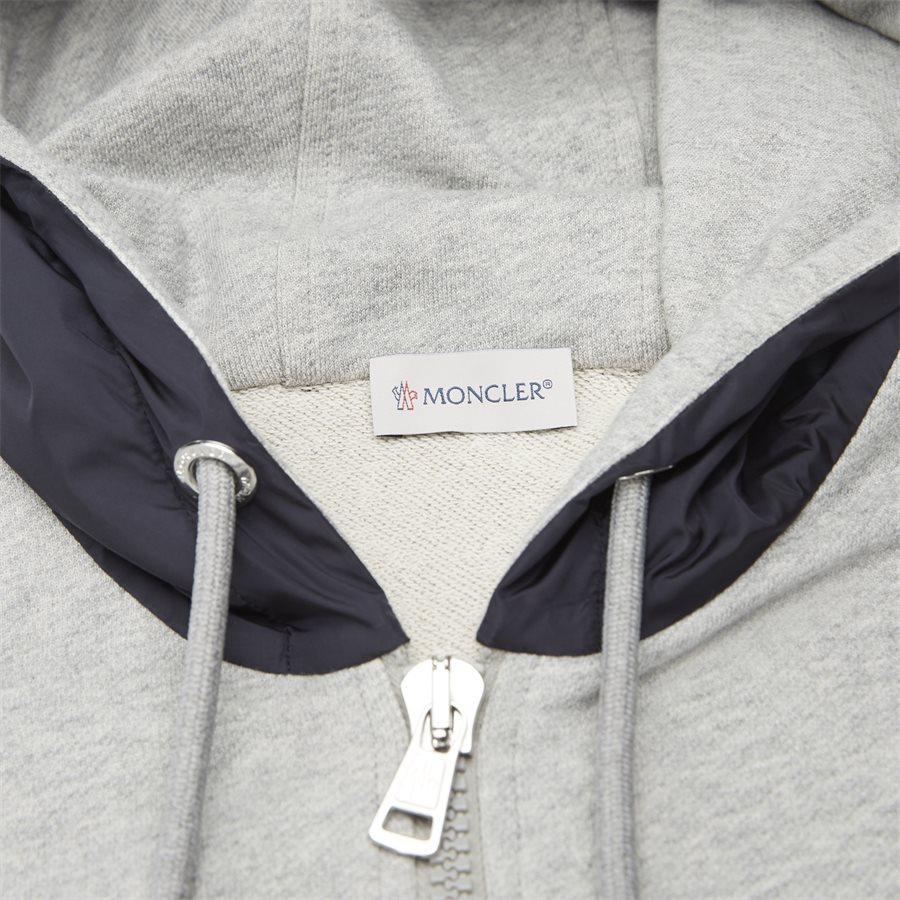 84248-00-V8020 - Sweatshirt  - Sweatshirts - Regular fit - GRÅ - 5