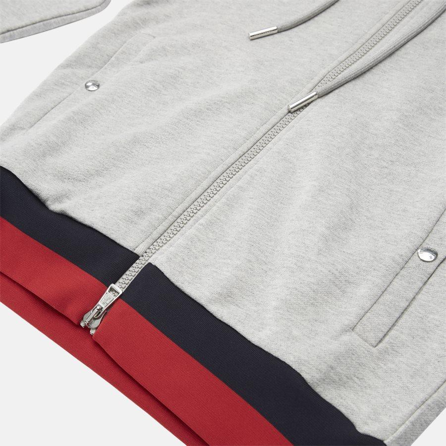 84248-00-V8020 - Sweatshirt  - Sweatshirts - Regular fit - GRÅ - 7