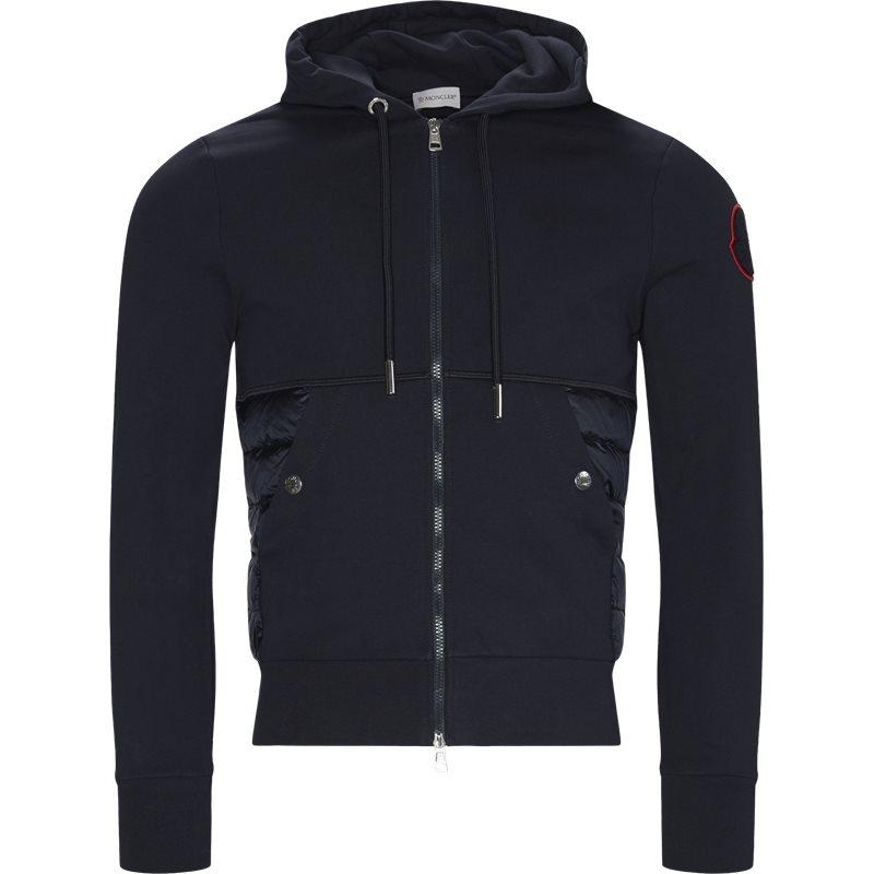 Moncler Regular fit 84242-00-V8006 Sweatshirts Navy