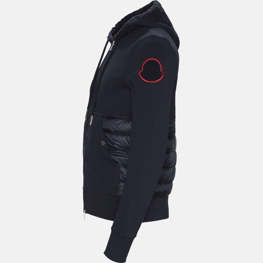 84242-00-V8006 - Sweatshirts - Regular fit - NAVY - 3