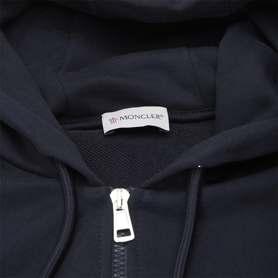 84242-00-V8006 - Sweatshirts - Regular fit - NAVY - 5