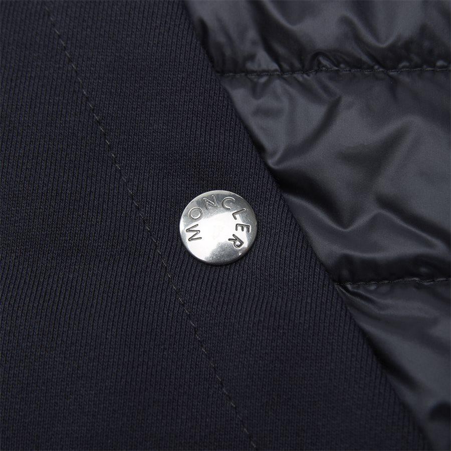 84242-00-V8006 - Sweatshirts - Regular fit - NAVY - 7
