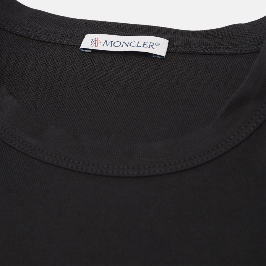 80402-50-8390T - T-shirt  - T-shirts - Regular fit - SORT - 3