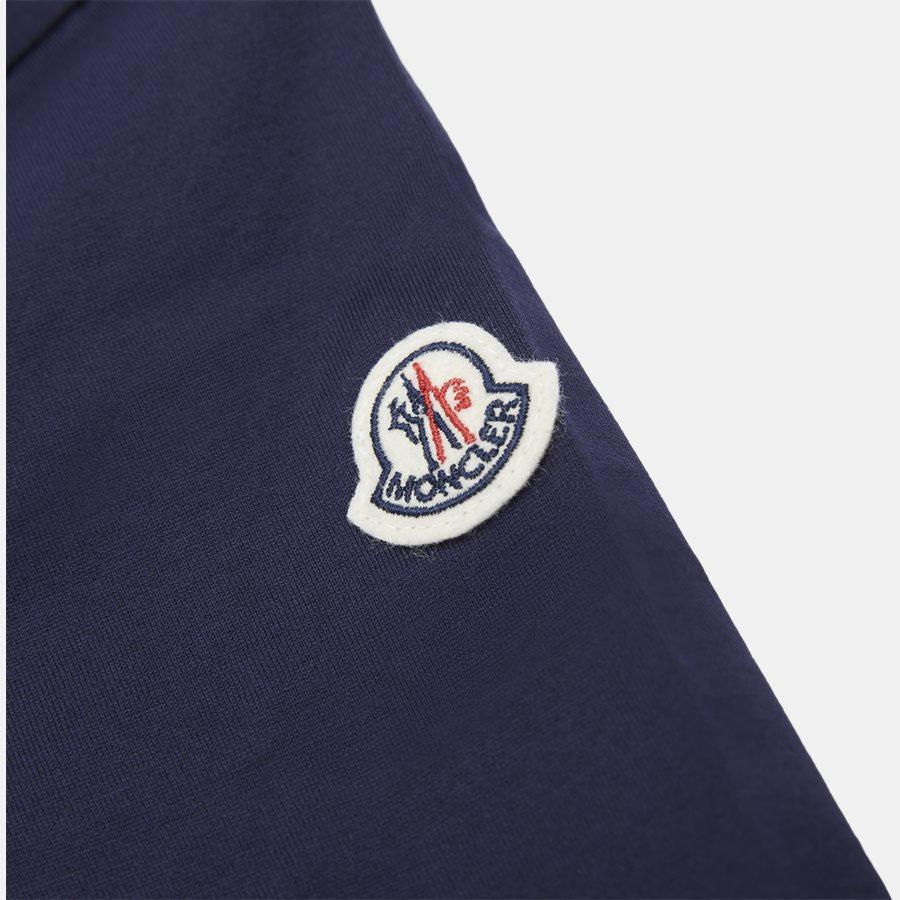 80430-00-8390Y - T-shirts - Regular fit - NAVY - 2