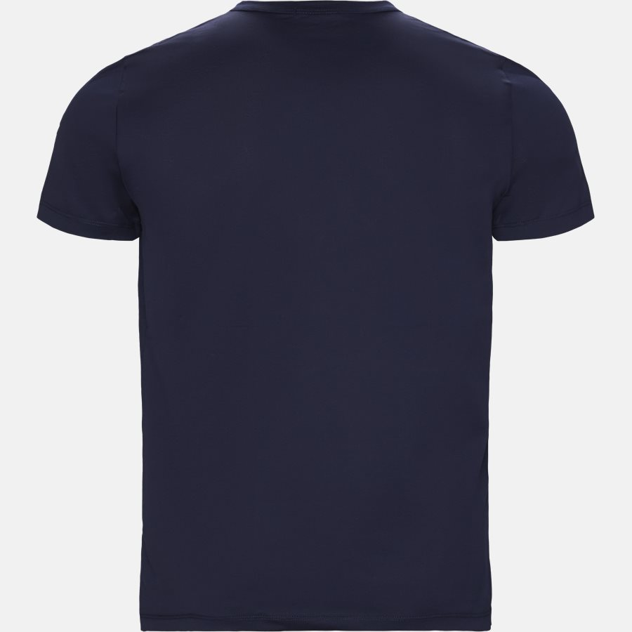 80430-00-8390Y - T-shirts - Regular fit - NAVY - 3
