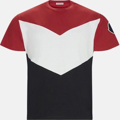 Regular fit | T-shirts | Blå