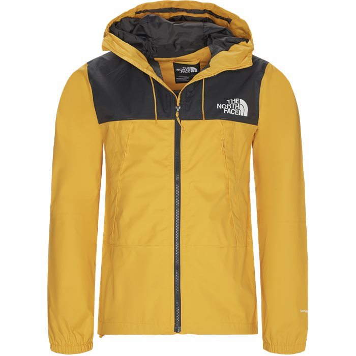 Jackets - Regular - Yellow
