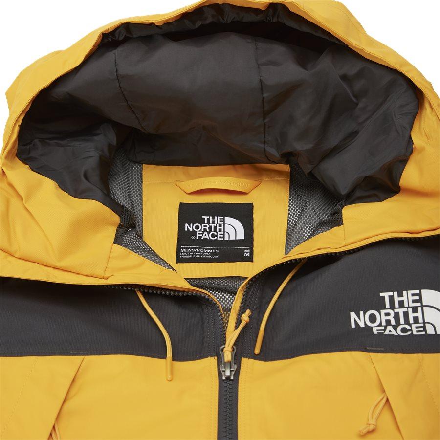1990 MOUNTAIN JACKET - 1990 Mountain Jacket - Jakker - Regular - GUL - 5