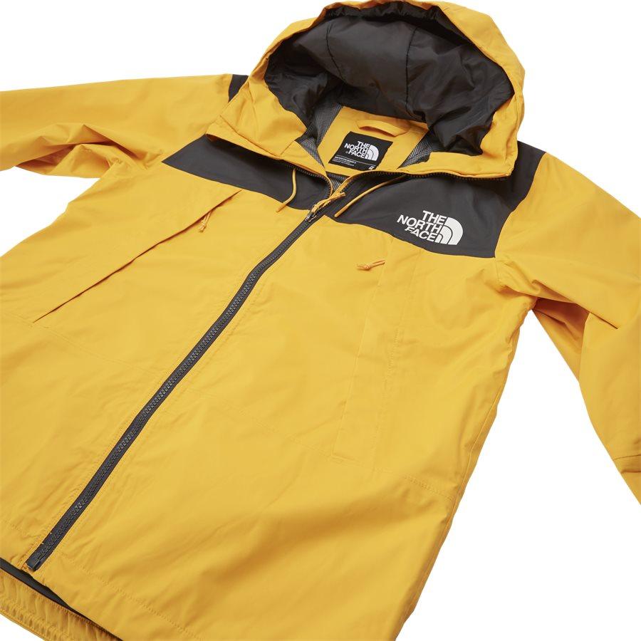 1990 MOUNTAIN JACKET - 1990 Mountain Jacket - Jakker - Regular - GUL - 7