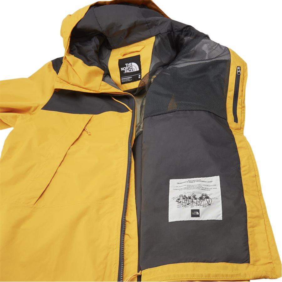 1990 MOUNTAIN JACKET - 1990 Mountain Jacket - Jakker - Regular - GUL - 10